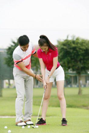 Kĩ thuật đánh golf cơ bản