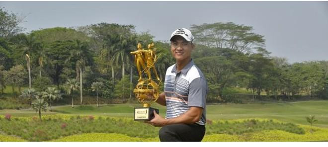 Trần Lê Duy Nhất - golfer hàng đầu Việt Nam