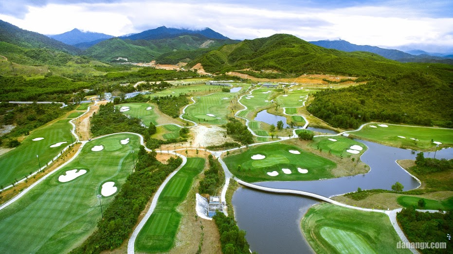 Image result for bà nà hills golf club