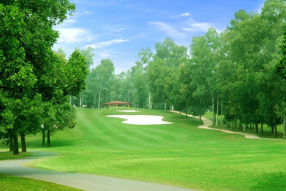 King's island golf - sân golf hà nội với cảnh quan siêu chất