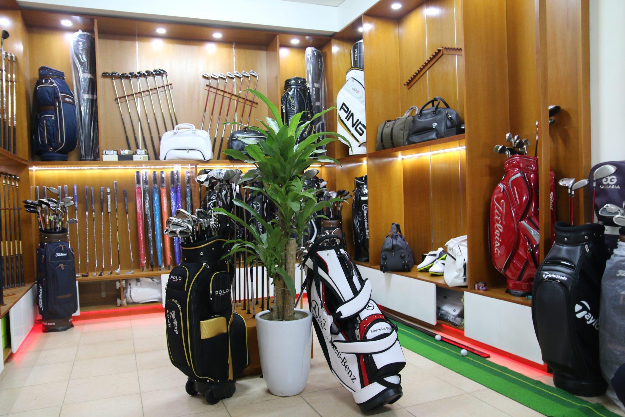 Thu Mua gậy golf cũ tại cửa hàng Thế Giới Gậy Cũ TP HCM