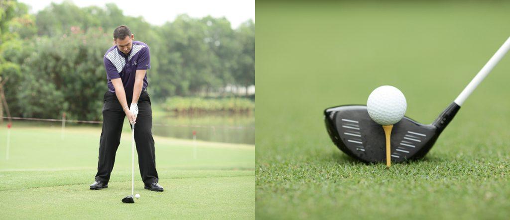 Chọn gậy golf Driver đúng để cú đánh chuẩn kỹ thuật hơn