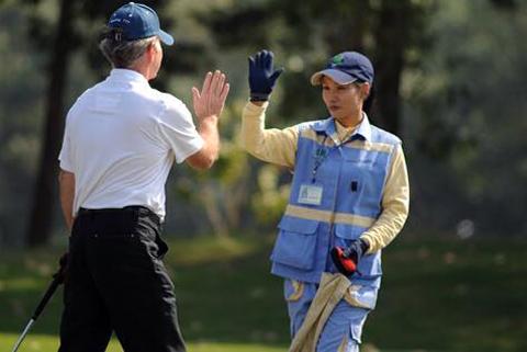 Làm Caddy ở sân golf và những điều chưa biết