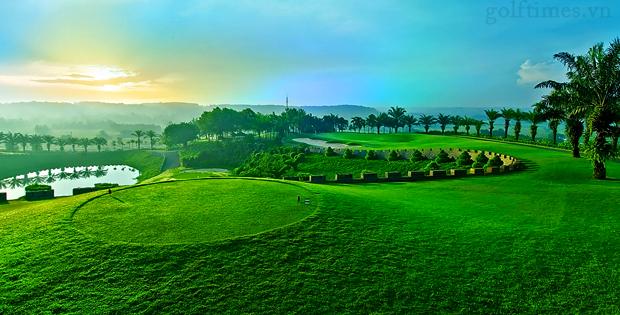 Những sân golf Việt Nam tại Miền Nam rất đáng trải nghiệm
