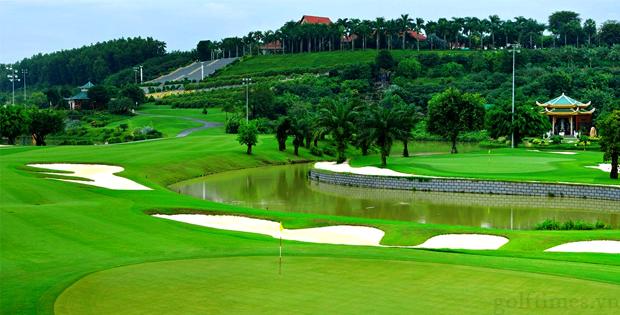 Tổng hợp các sân golf Việt Nam miền bắc đáng chơi nhất hiện nay