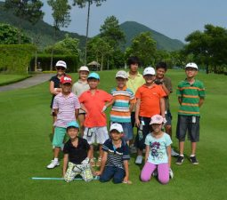 Đảo Sen-Một địa điểm học chơi golf khá tốt