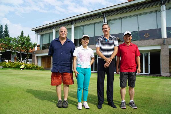 học chơi golf ở tp hcm