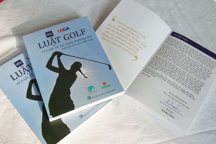 Những điều cần biết về luật chơi golf cơ bản