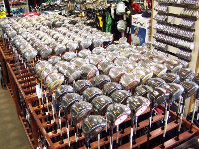 những lưu ý khi mua gậy golf cũ