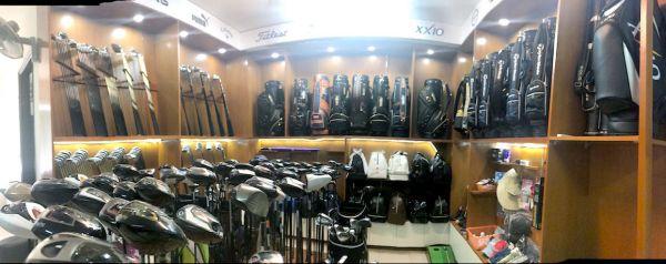 mua bán gậy golf cũ