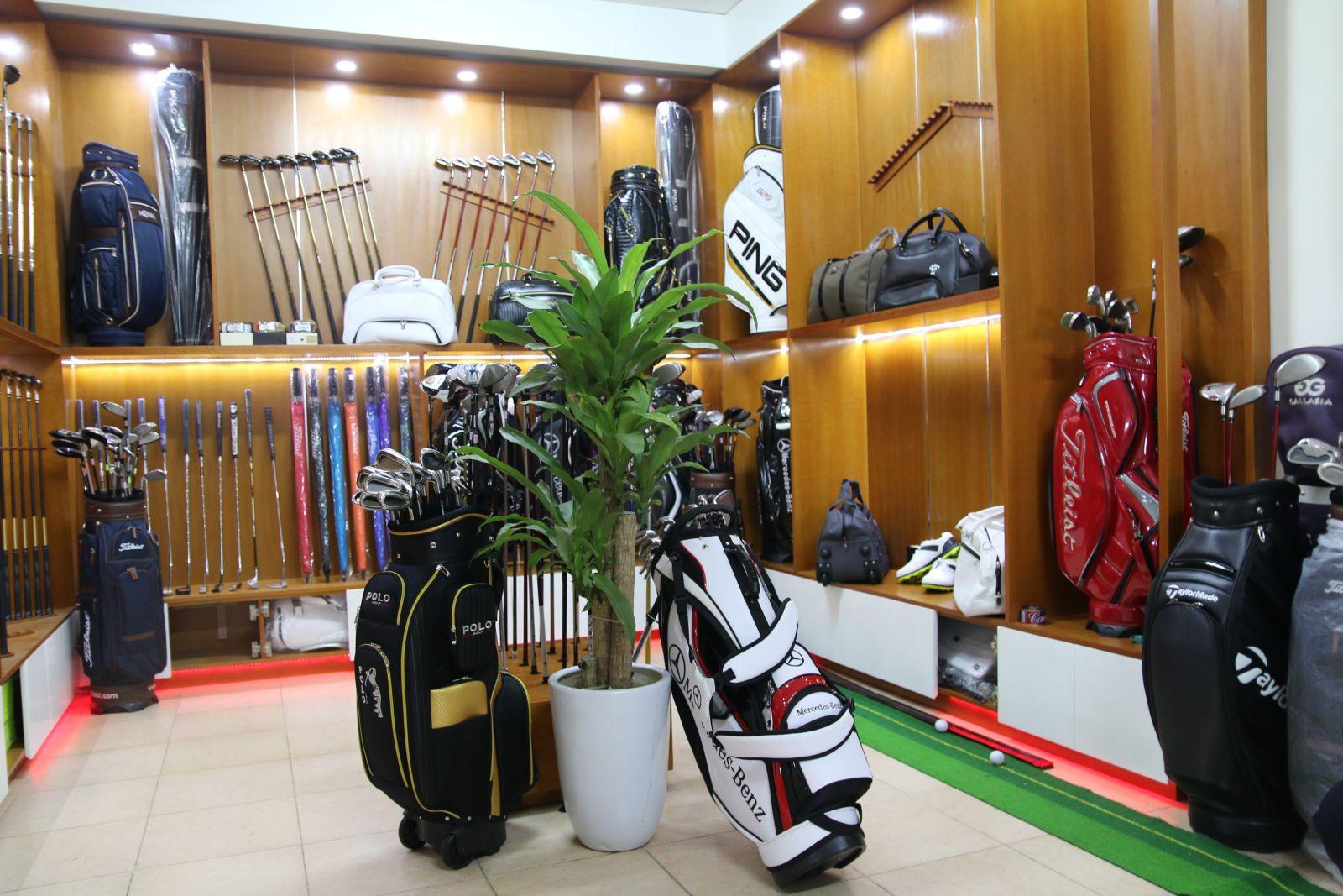 mua gậy golf ở thế giới gậy cũ