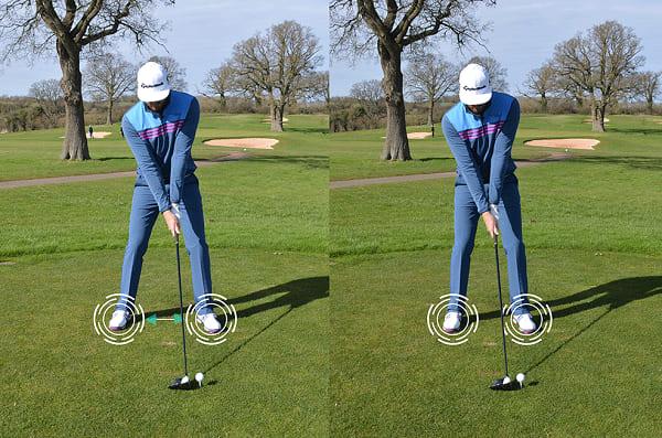 Tự học chơi golf cần phải biết tư thế đứng đúng chuẩn