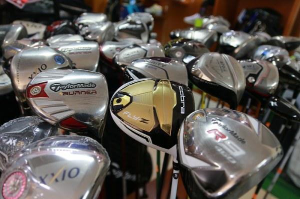 Các mẫu gậy đánh golf giá rẻ chất lượng