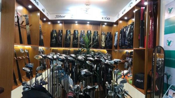 Thế Giới Gậy Cũ- Địa chỉ mua bán gậy golf giá rẻ chất lượng tốt