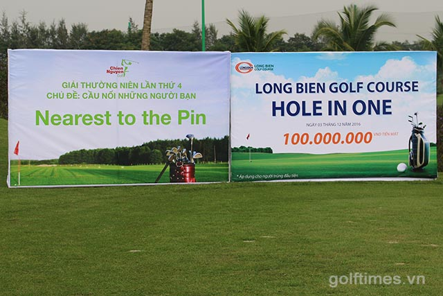 Giải thưởng Hole In One