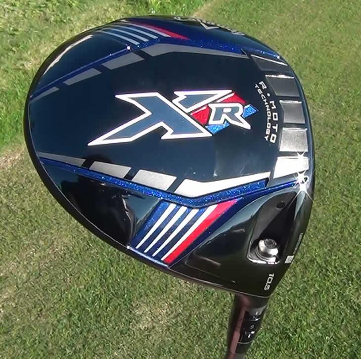 mẫu gậy golf Callaway driver Xr