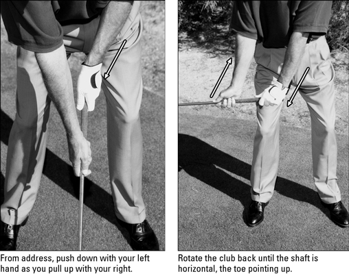 Cách swing golf hiệu quả