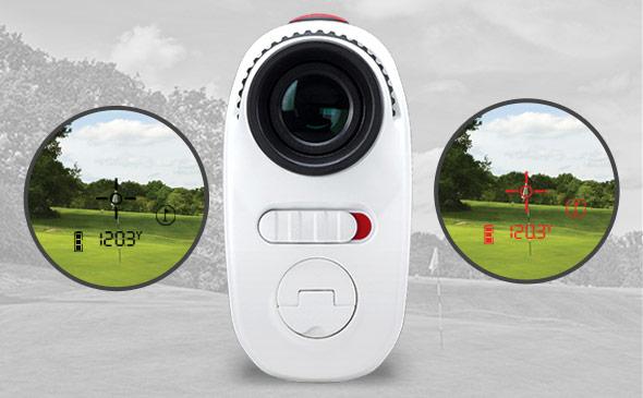 tác dụng của ống nhòm đo khoảng cách chơi golf