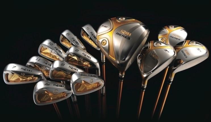 Một bộ gậy golf Honma 3 sao chính hãng