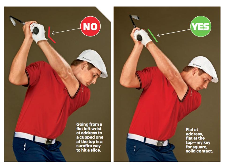 tự học đánh golf Phải biết cách cầm gậy phù hợp khi