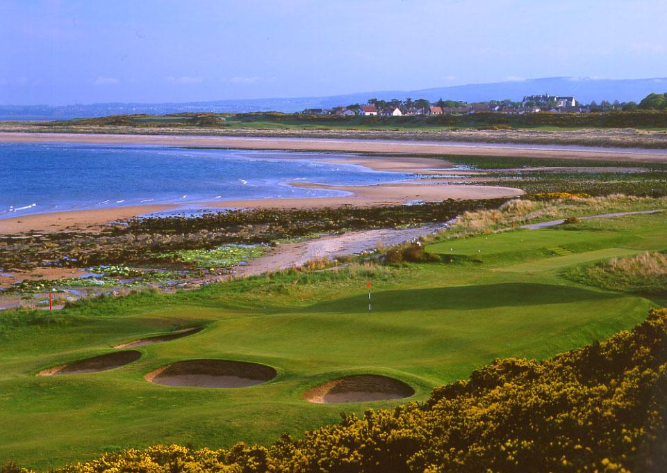 Quang cảnh của sân golf đẹp nhất thế giới ngày nay
