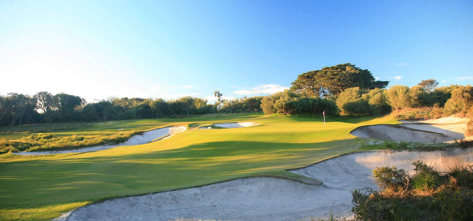 Quang cảnh sân golf đẹp nhất ở ÚC
