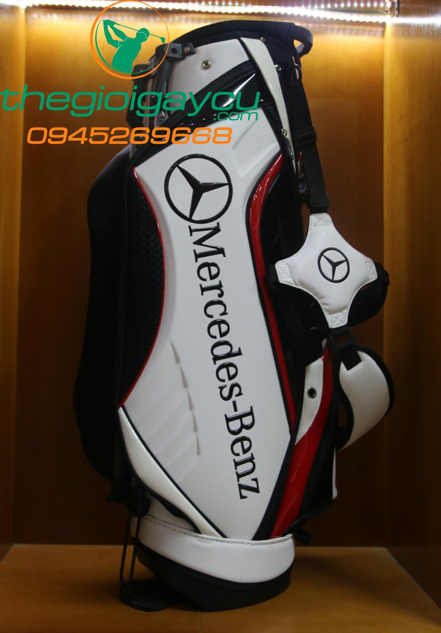 Túi gậy golf là thiết bị mang phong cách và sự chuyên nghiệp của bạn khi ra sân