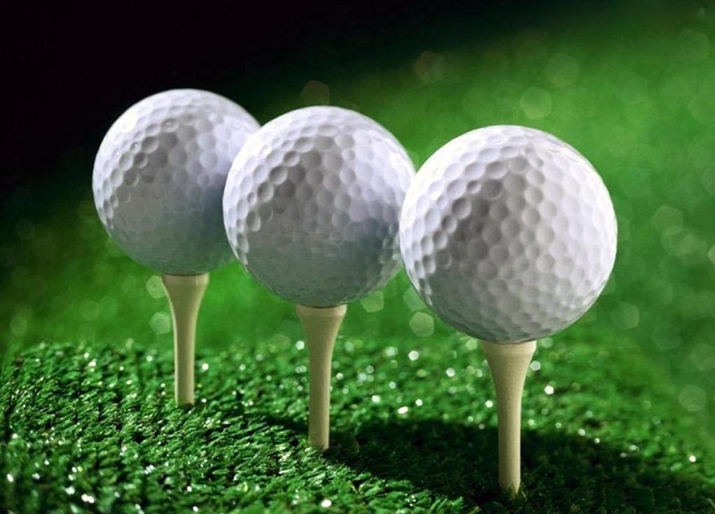 Mổ xẻ ruột bóng đánh golf tiêu chuẩn
