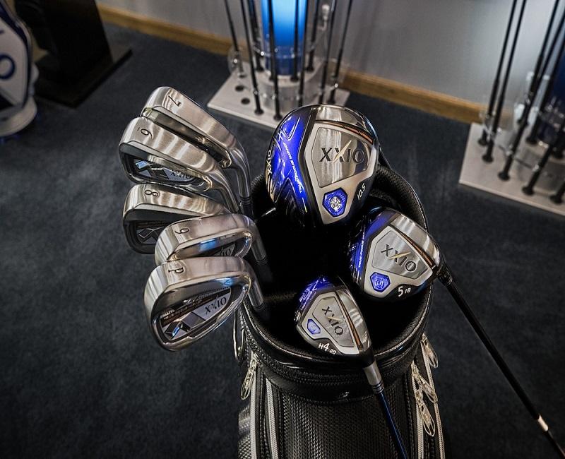 Túi gậy của các golfer