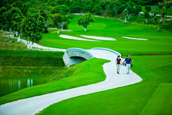 Thiết kế sân golf Nha Trang Vinpearl