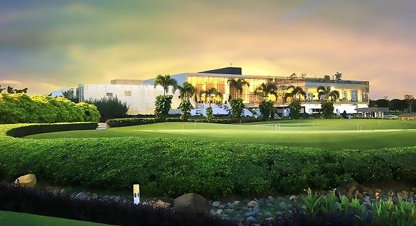 sân golf phú mỹ - Sân golf Twin Doves Bình Dương