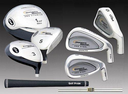 Tất cả các loại thiết bị chơi golf cần thiết
