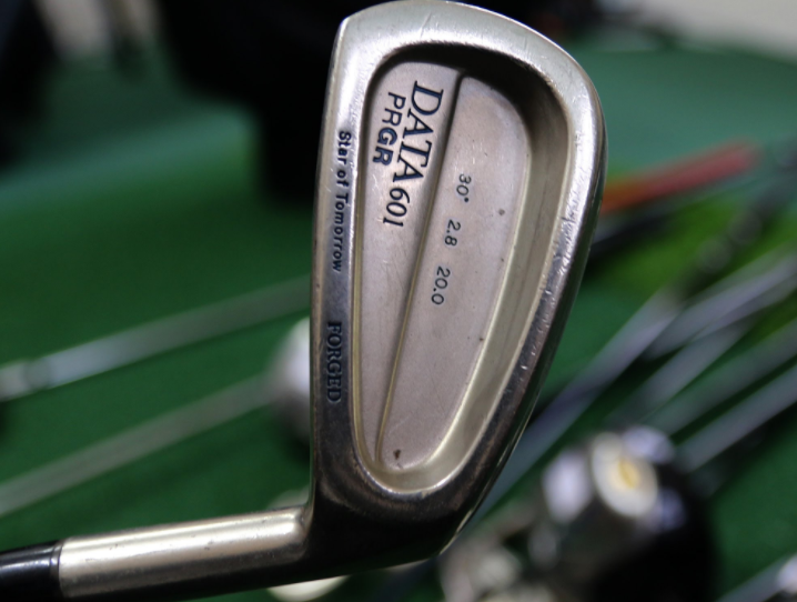 thông số kỹ thuật gậy golf