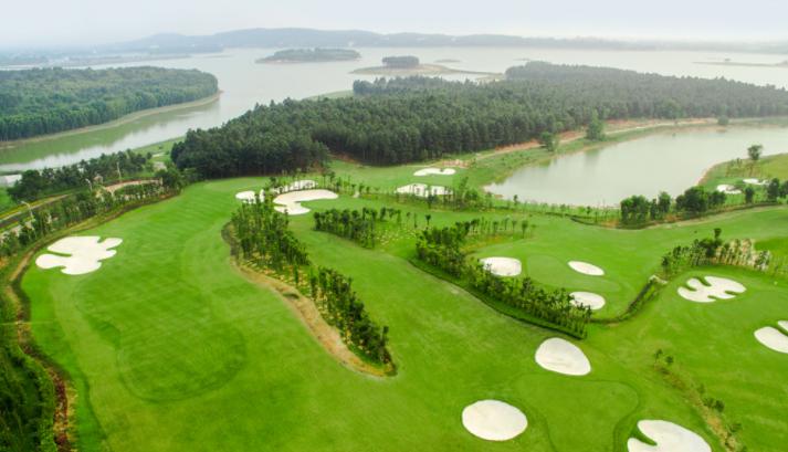 tiêu chuẩn sân golf