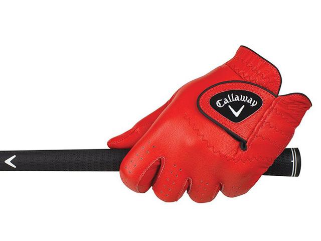 Mua găng tay golf Callaway OptiColor màu đỏ năng động