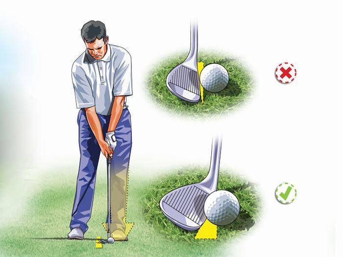 Cách đánh gậy wedge