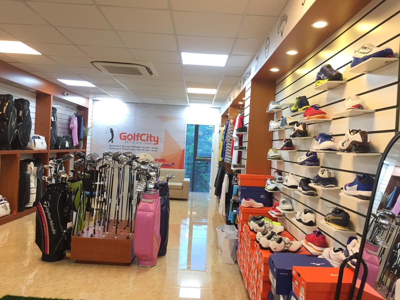 Mua phụ kiện và quần áo golf Hà Nội ở địa chỉ nào uy tín