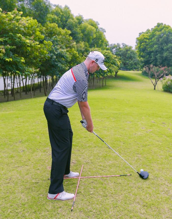 Chọn chiều dài gậy golf