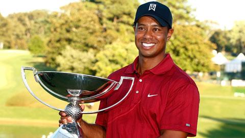 Woods giành cup FedEx Cup Playoffs năm 2009