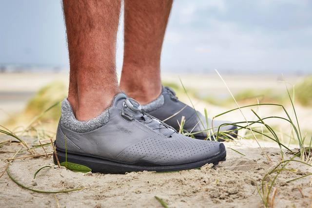 Giày có khả năng chống thấm nước hoàn hảo