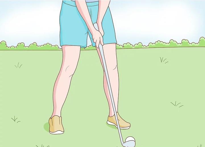 đau lưng khi chơi golf