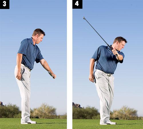 Mẹo đánh gậy golf tay trái cho những cú swing hoàn chỉnh