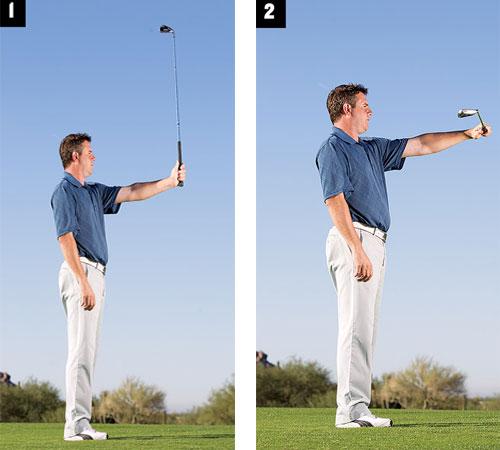 Hướng dẫn kỹ thuật đánh golf tay trái chuẩn nhất