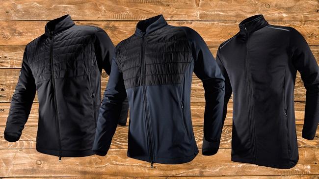 áo golf mùa đông