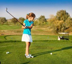 gậy golf cho trẻ em