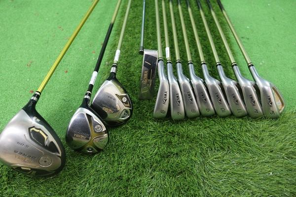 Với mức chi phí 50 triệu - mua bộ gậy golf cũ nào là tối ưu nhất? -