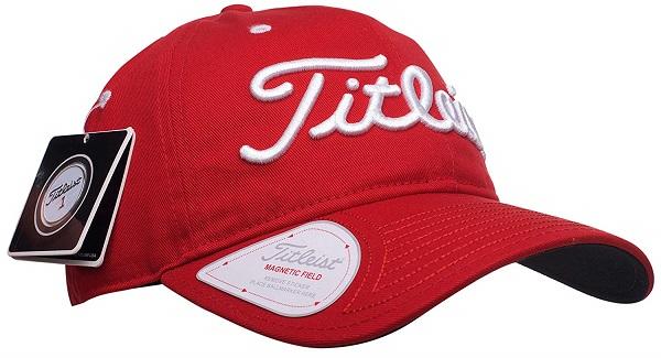 mũ (nón) chơi golf nam Titleist Classic Ball Marker mang lại vẻ sang trọng nhưng lại rất năng động
