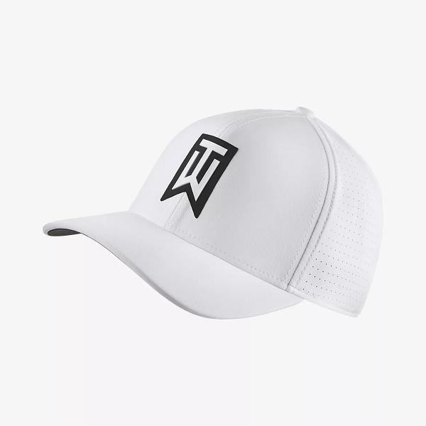 sản phẩm Mũ Golf nam Nike Aerobill TW Classic 99 màu trắng