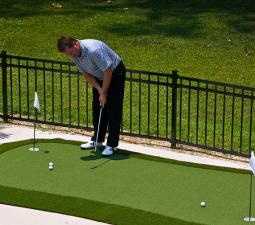 thảm tập golf tp hcm