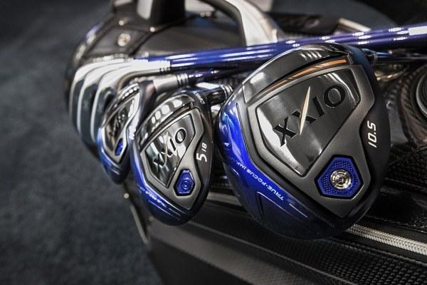 Cận cảnh bộ gậy golf XXIO MP1000 Fullset